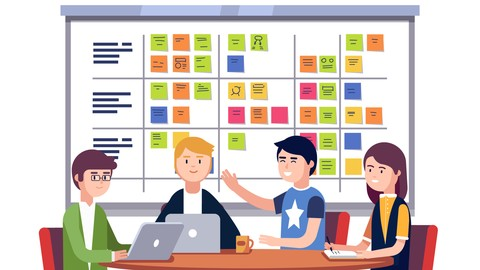 Agile & Scrum in Depth: Guide, Simulation and Best Practices
