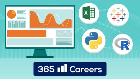 The Data Visualization Course: Excel, Tableau, Python, R