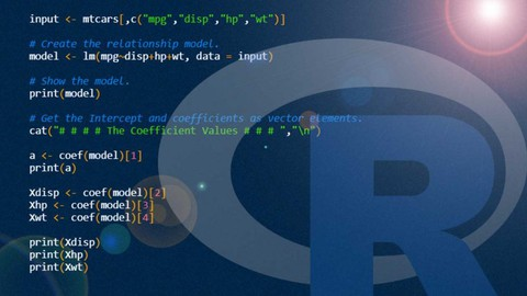 R Crash Course – Learn R-programming in 2 hours: R & RStudio