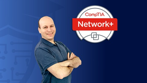 CompTIA Network+ (N10-007) Full Course & Practice Exam