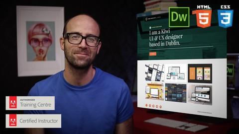 Responsive Design HTML CSS Web design – Dreamweaver CC