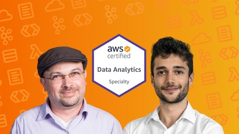 AWS Certified Data Analytics Specialty 2021 – Hands On!