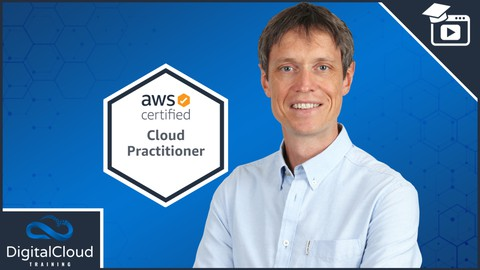 AWS Certified Cloud Practitioner – Complete Course NEW 2021