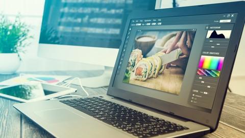 Photo Editing with Adobe Photoshop 2021