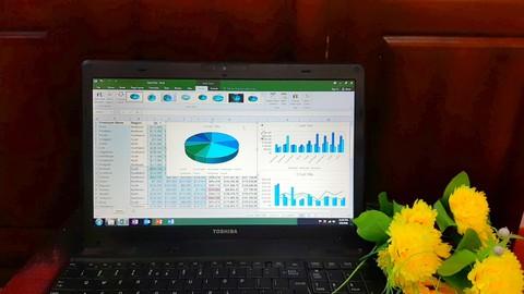 Advanced Microsoft Excel Formulas & Functions Course 2021