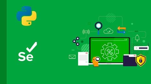 Selenium Webdriver y Python: Automatizacíon de pruebas 2020