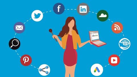Digital Marketing & SEO Training (beginner to advanced)