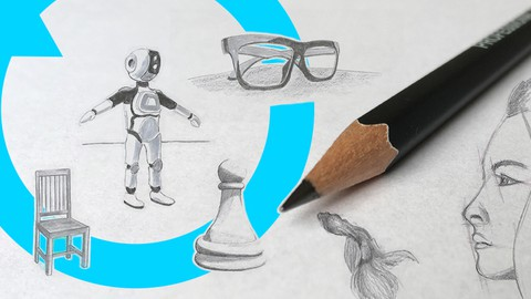 How to Draw 101: BASIC DRAWING SKILLS & Sketching Exercises
