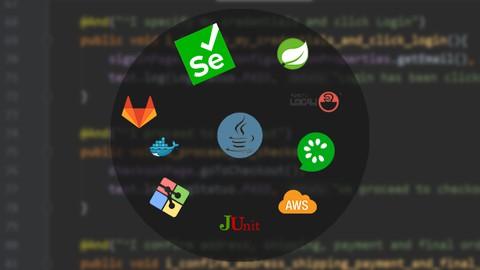 Automation Testing Masterclass – Java, Selenium and More