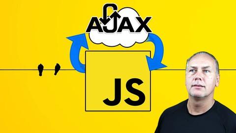 JavaScript AJAX 30 Projects Fetch Web APIs JSON coding