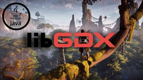 Java Games Development With libGDX | Create 5 Games