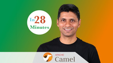 Learn Apache Camel Framework with Spring Boot
