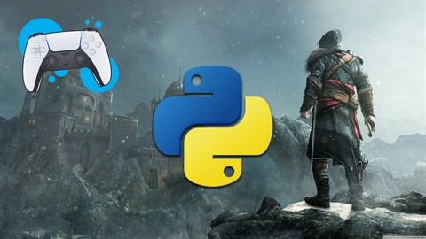 The Complete Python Game Development Course