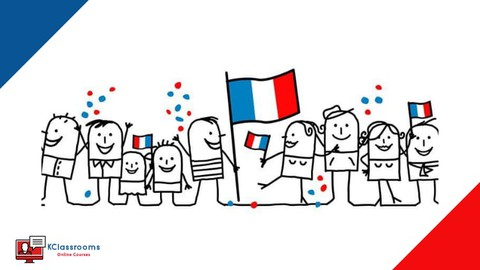 Learn french very easily as a child-french language course 1