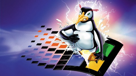 Linux for beginners – (contains 4 courses)