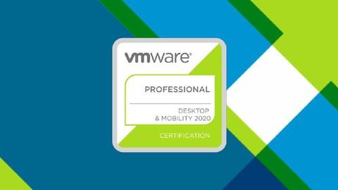 VMware Certified Professional DTM Practice Exams 2021