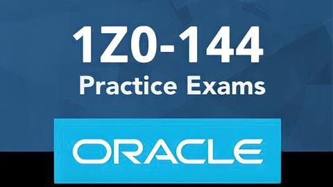 Oracle Database PL/SQL Exam 1Z0-144 Full Pratice Exams 2021
