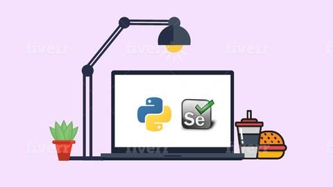 Selenium Webdriver with PYTHON from Scratch + Frameworks