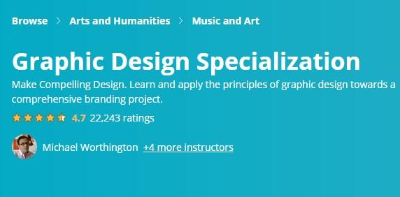 Graphic Design Specialization