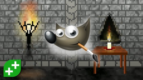 2D Game Artist: Design Pixel Art From Scratch