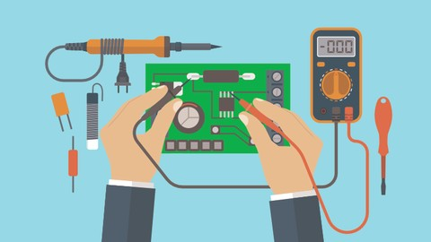 The Complete Basic Electricity & Electronics Course