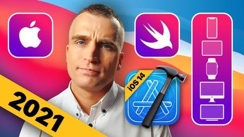 SwiftUI Masterclass – iOS 14 App Development & Swift 5