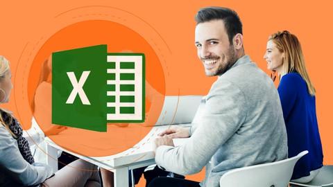Der Komplette Excel Kurs – Vom Anfänger zum Profi in 40h !