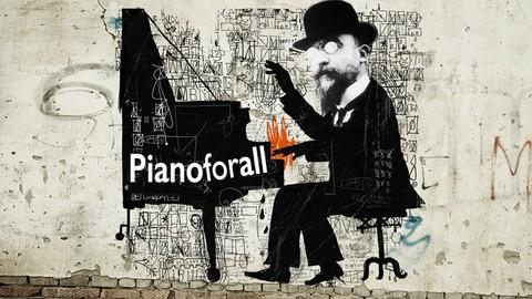 Pianoforall – 'Classics By Ear' – Erik Satie