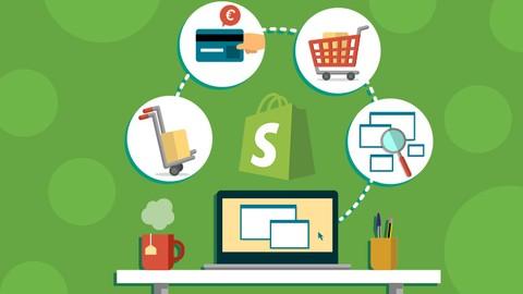 Shopify – Crea tu propia tienda en línea. Paso a Paso