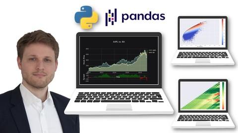 Manage Finance Data with Python & Pandas: Unique Masterclass