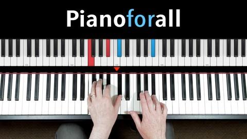 Pianoforall – Incredible New Way To Learn Piano & Keyboard