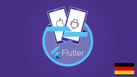 Lerne Flutter & Dart und erstelle native iOS & Android Apps