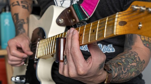 The BEST Slide Guitar Lessons: Chords, Licks, Songs