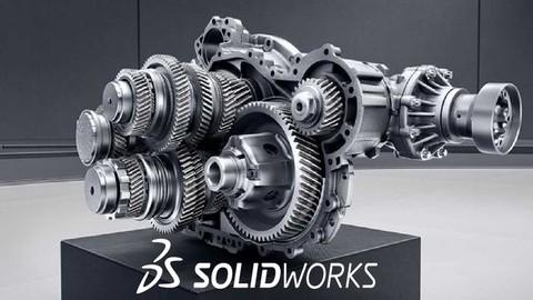 SolidWorks: Sıfırdan İleri Seviye Bol Uygulamalı Eğitim Seti