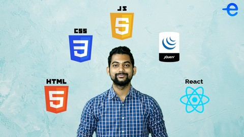 React JS- Complete Guide for Frontend Web Development
