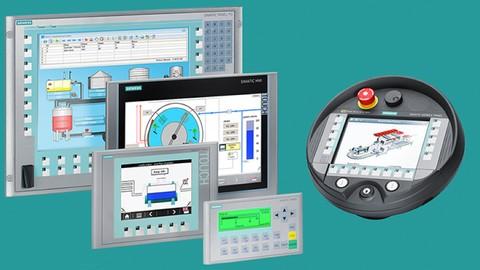 HMI Siemens Tia Portal & Wincc adv. & prof.