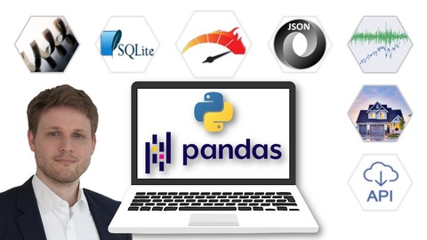 Python Data Science with Pandas: Master Advanced Projects