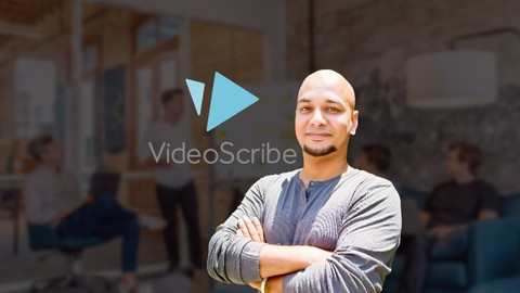 Learn Whiteboard Animation   Videoscribe from Scratch