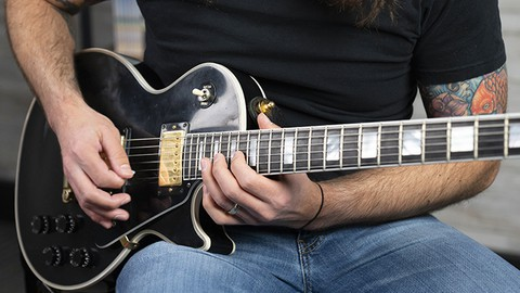 Introduction To Speed Picking: Guitar Lessons Course