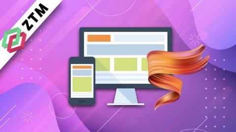Complete Web & Mobile Designer in 2021: UI/UX, Figma, +more
