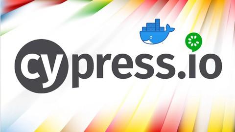 Cypress V5+: UI + API Automation + CUCUMBER + Page Objects