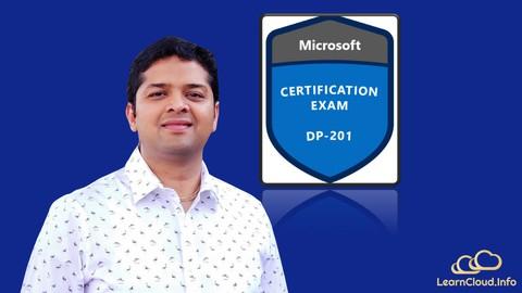 DP-201/ DP-203: Designing an Azure Data Solution Exam Course