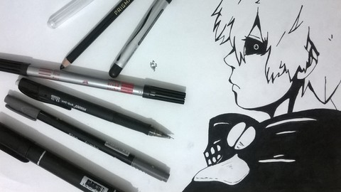 Learn To Draw Anime Manga Characters For Beginners