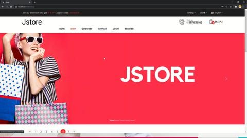 Apprendre Angular par la création d'un site e-commerce