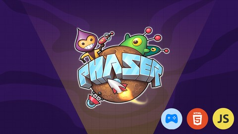 Game Development in JS – The Complete Guide (w/ Phaser 3)