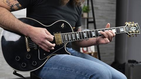 Rock Rhythm Guitar Lessons Course