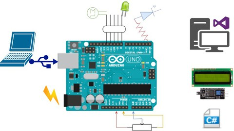 Learn Arduino Programming with Applications – All In One