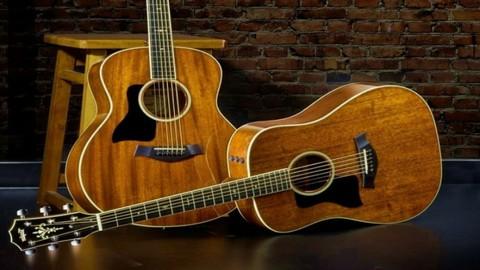 Aprendiendo a tocar la guitarra desde cero!