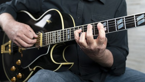 Foundations of Jazz Guitar w/ Chip Henderson