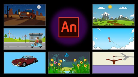 Learn Adobe Animate from Scratch